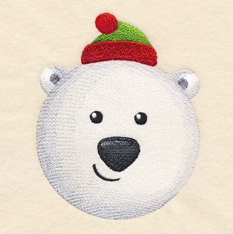 Roly-Poly Polar Bear