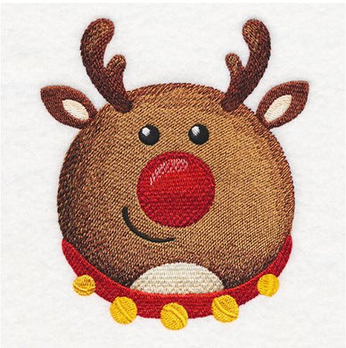 Roly-Poly Reindeer