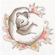 Load image into Gallery viewer, Soft Sleepy Autumn Squirrel
