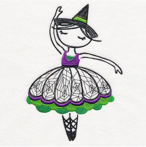 Witch Ballerina