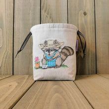 Load image into Gallery viewer, Woodland Garden - Raccoon