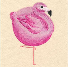 Load image into Gallery viewer, Roly-Poly Flamingo