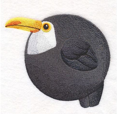 Roly-Poly Toucan