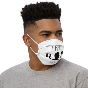 Free Rap Premium face mask