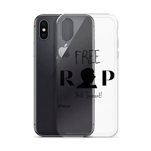 Free Rap iPhone Case