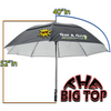 "Umbrella Only ""The Big Top"" 80 inch - TDN Tools"