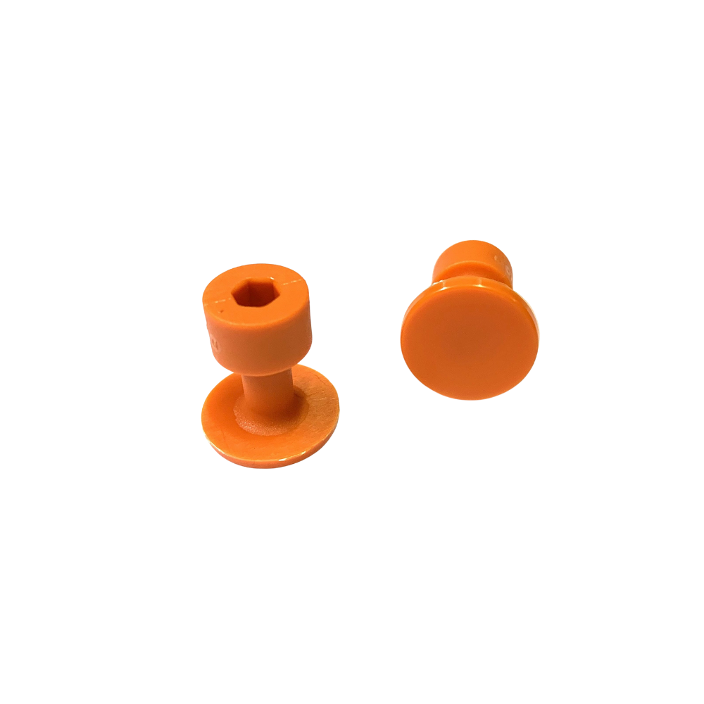 Laka 18mm Round Tabs (10 Pack)
