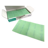 Tolecut Green 1/8 Cut 29 x 35mm Sheets p2500