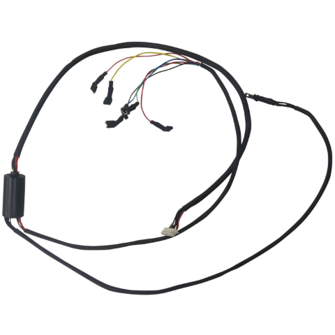 Lower Slip Ring Wire Harness 12 Circuit (For 6 LED and Myke Toledo Series) - TDN Tools