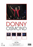 Donny Osmond Official 2019 Calendar