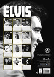Elvis Official 2019 Calendar