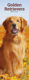 Golden Retrievers 2019 Calendar