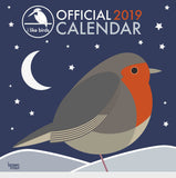 I Like Birds A3 Official Calendar 2019