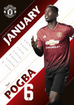 Manchester United FC Official 2019 Calendar