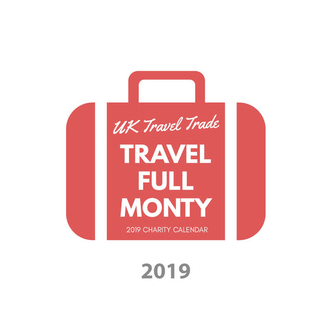 Travel Full Monty 2019 Charity Calendar