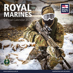 Royal Marines Official Calendar 2021