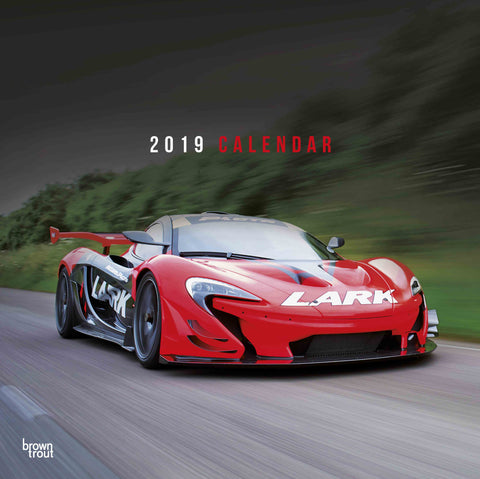 Supercars Official 2019 Calendar