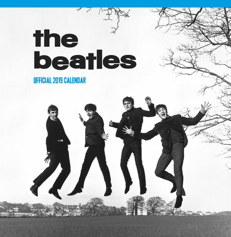 The Beatles Official 2019 Calendar