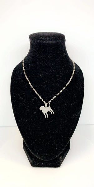 Dog Breed Necklace