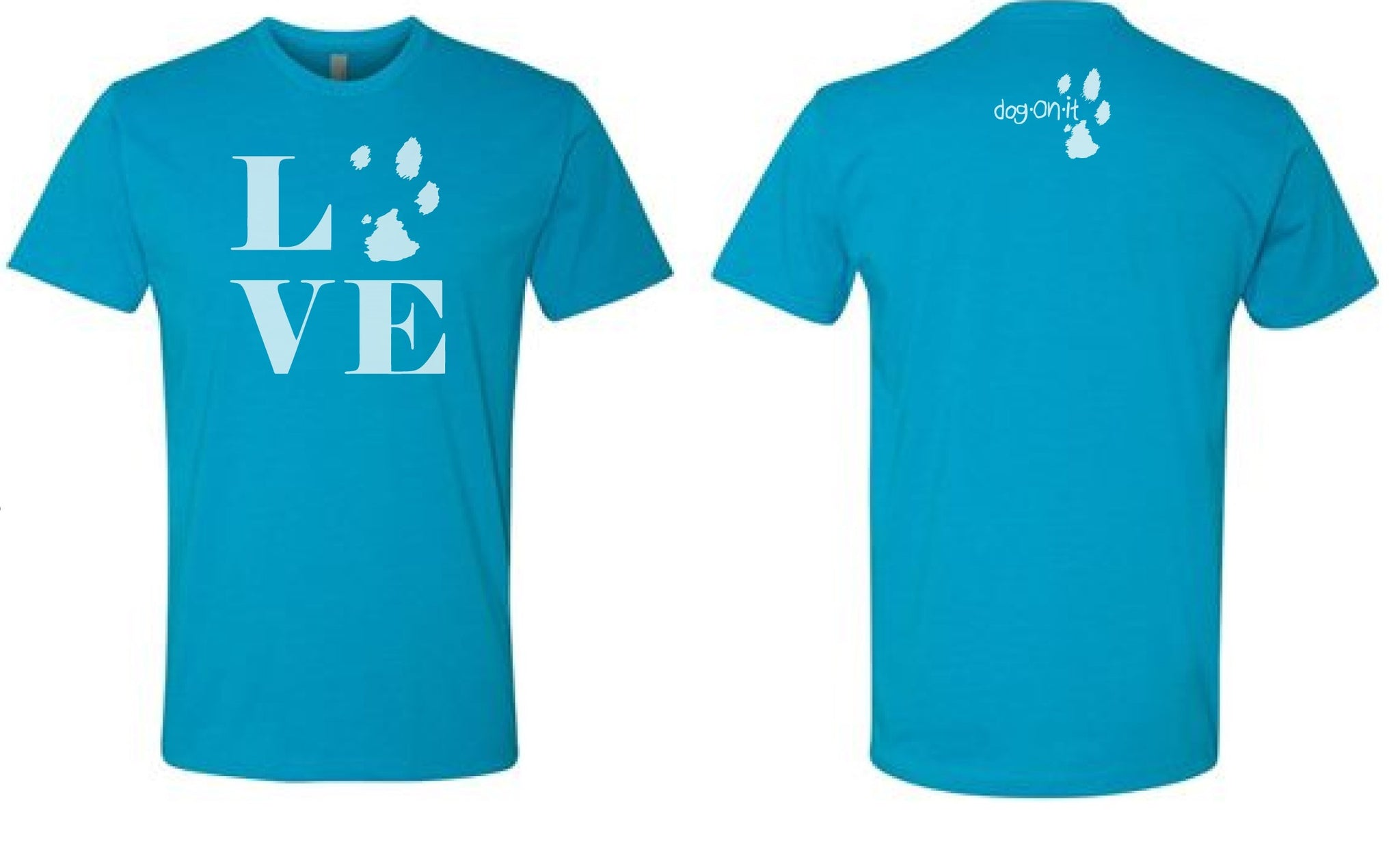 "Signature ""LOVE"" Shirt"