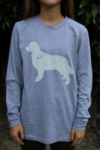 "Golden Retriever ""Kassie"" Longsleeve"