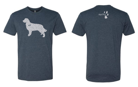 "Golden Retriever ""Kassie"" Tee"