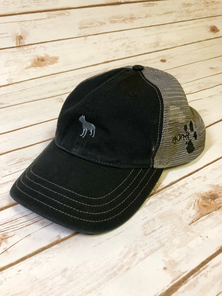 "Boston Terrier ""Sammy"" Hat"