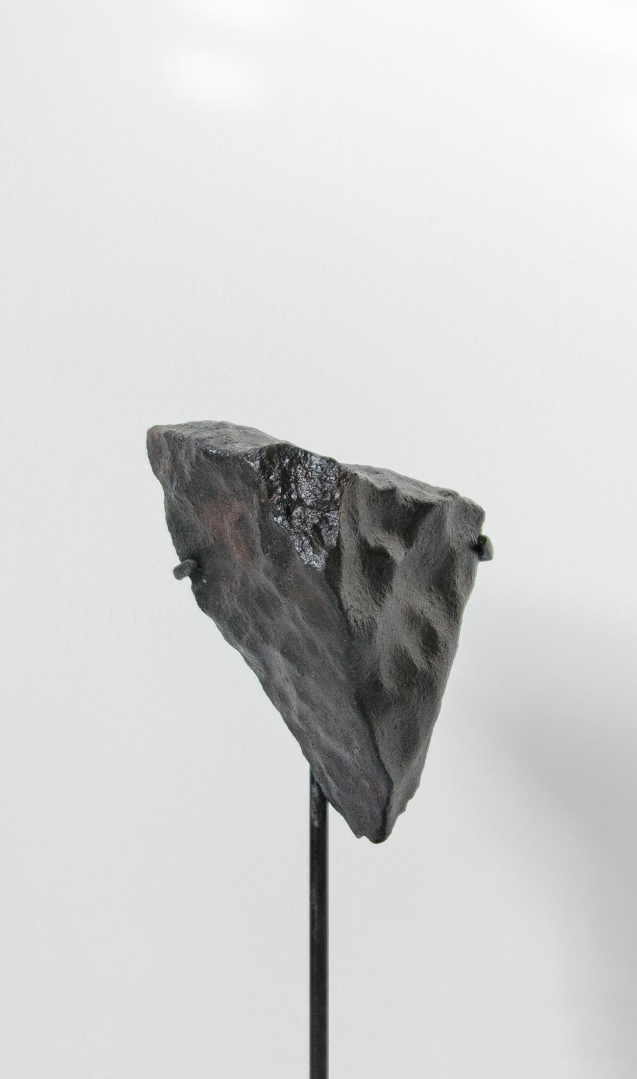 Shop this meteorite on a bronze plinth stand