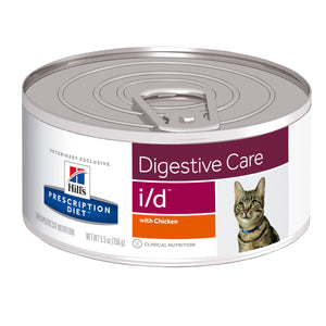 Hill's Prescription Diet i/d  Gastrointestinal para Gato, 155 g