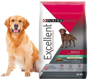 "Purina Adulto Excellent Complete 15KG ""SUPER OFERTA"""