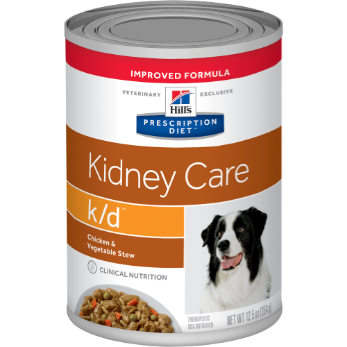 Hill's  Prescription Diet k/d Canine  Caja con 12pz