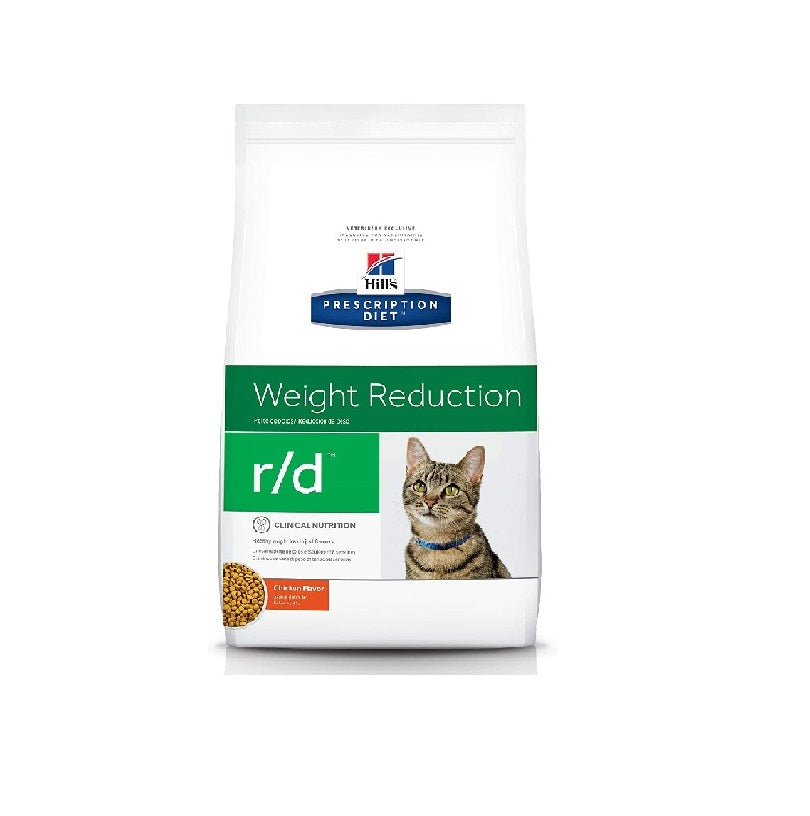 Hill's Prescription Diet r/d Gato, 3.9 kg