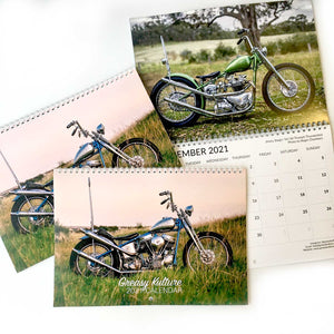 2021 calendars are in stock... be quick