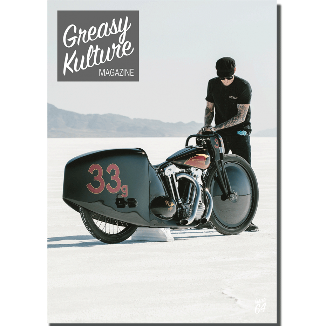 Greasy Kulture issue 64