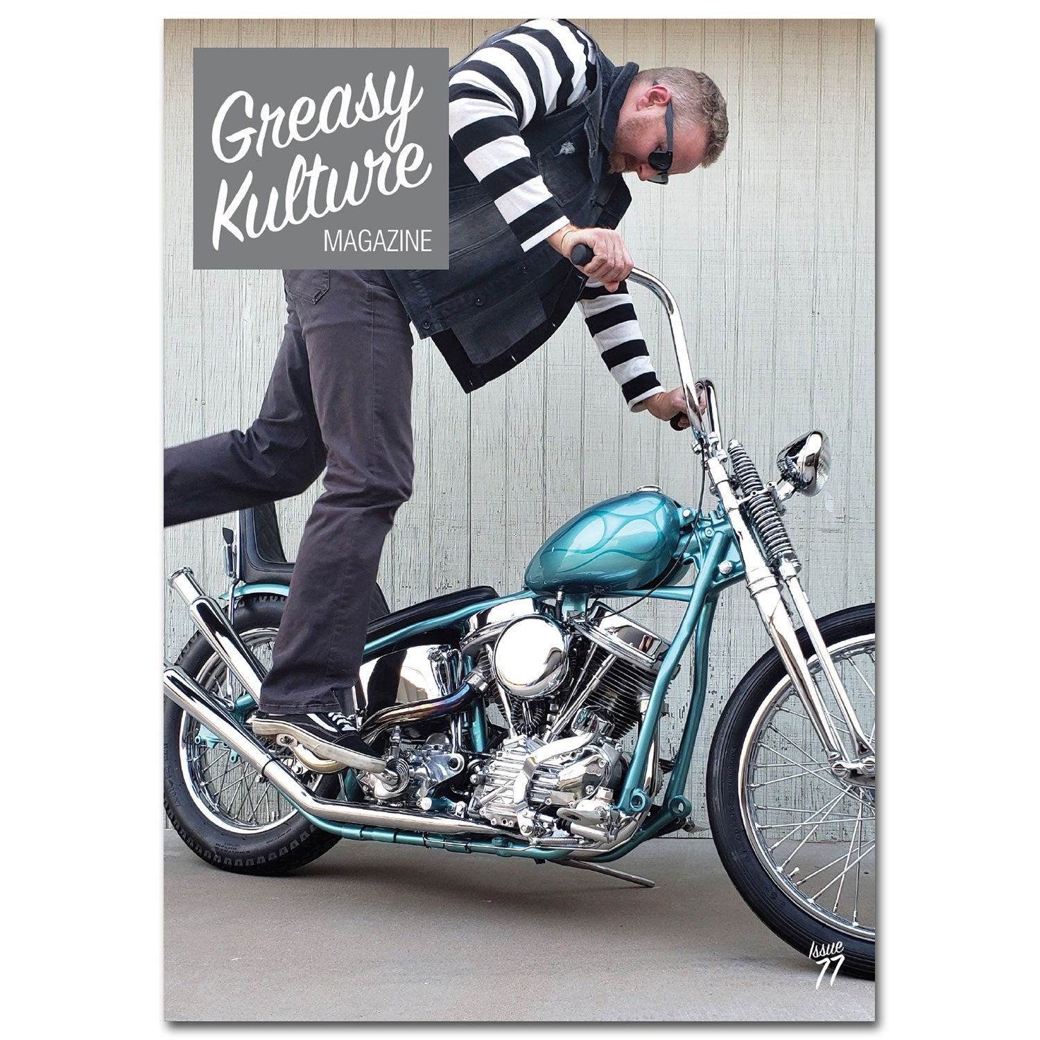 Greasy Kulture issue 77