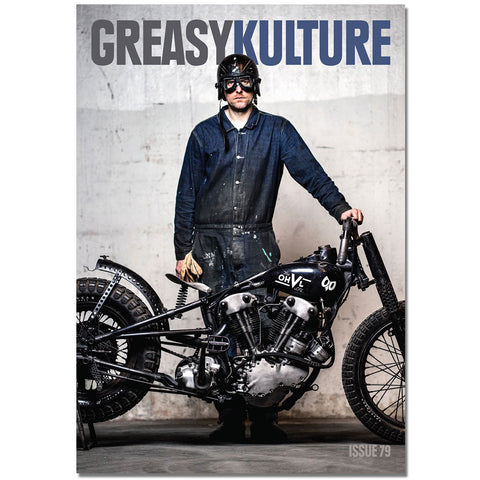 Greasy Kulture issue 79