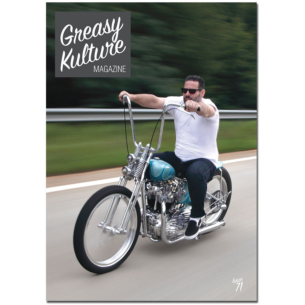 Greasy Kulture issue 71