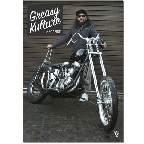 Greasy Kulture issue 73