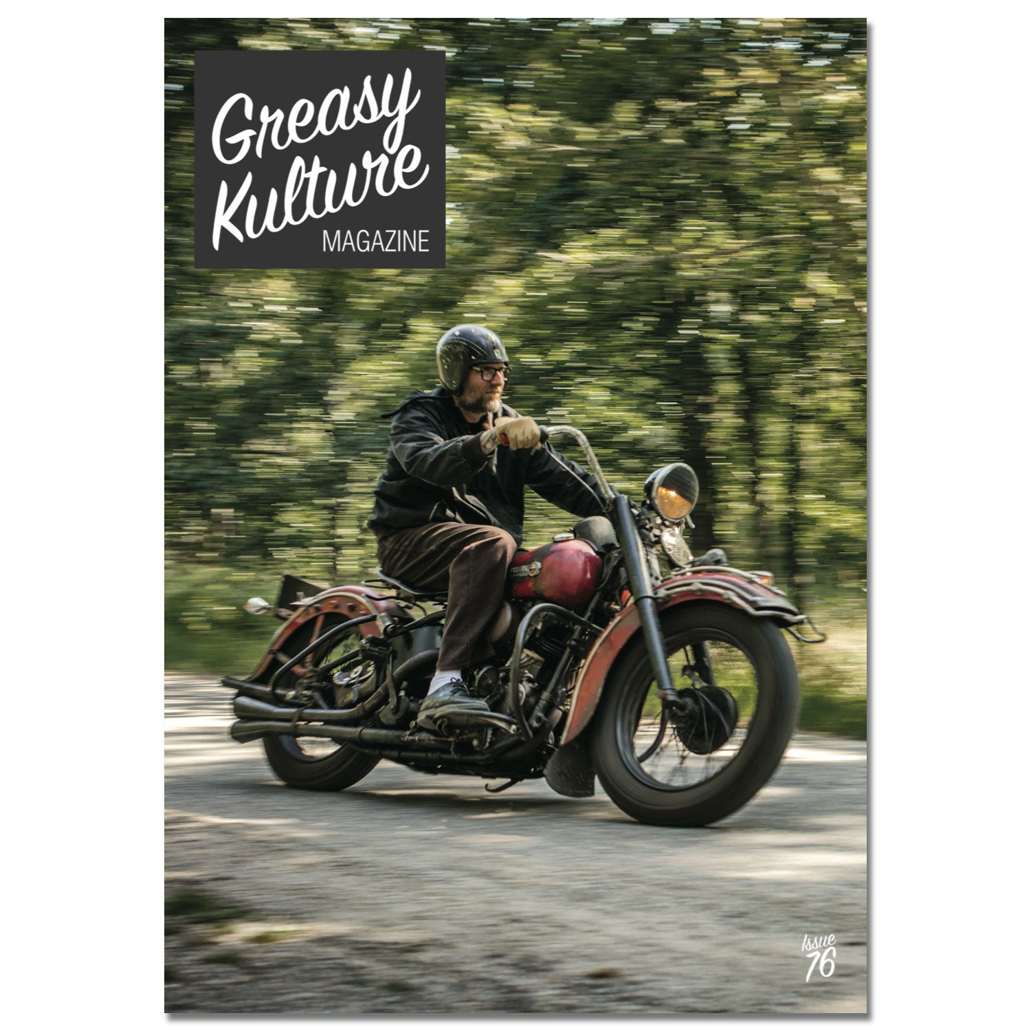 Greasy Kulture issue 76