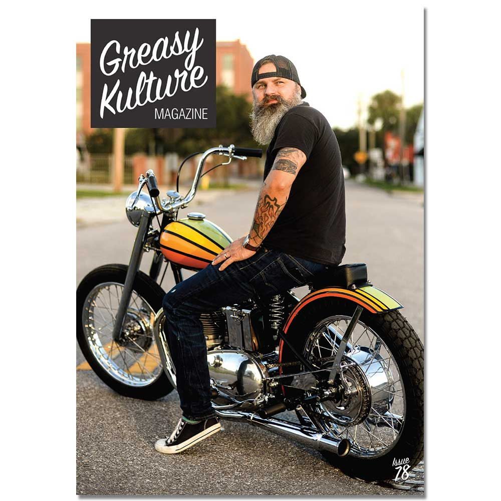 Greasy Kulture issue 78