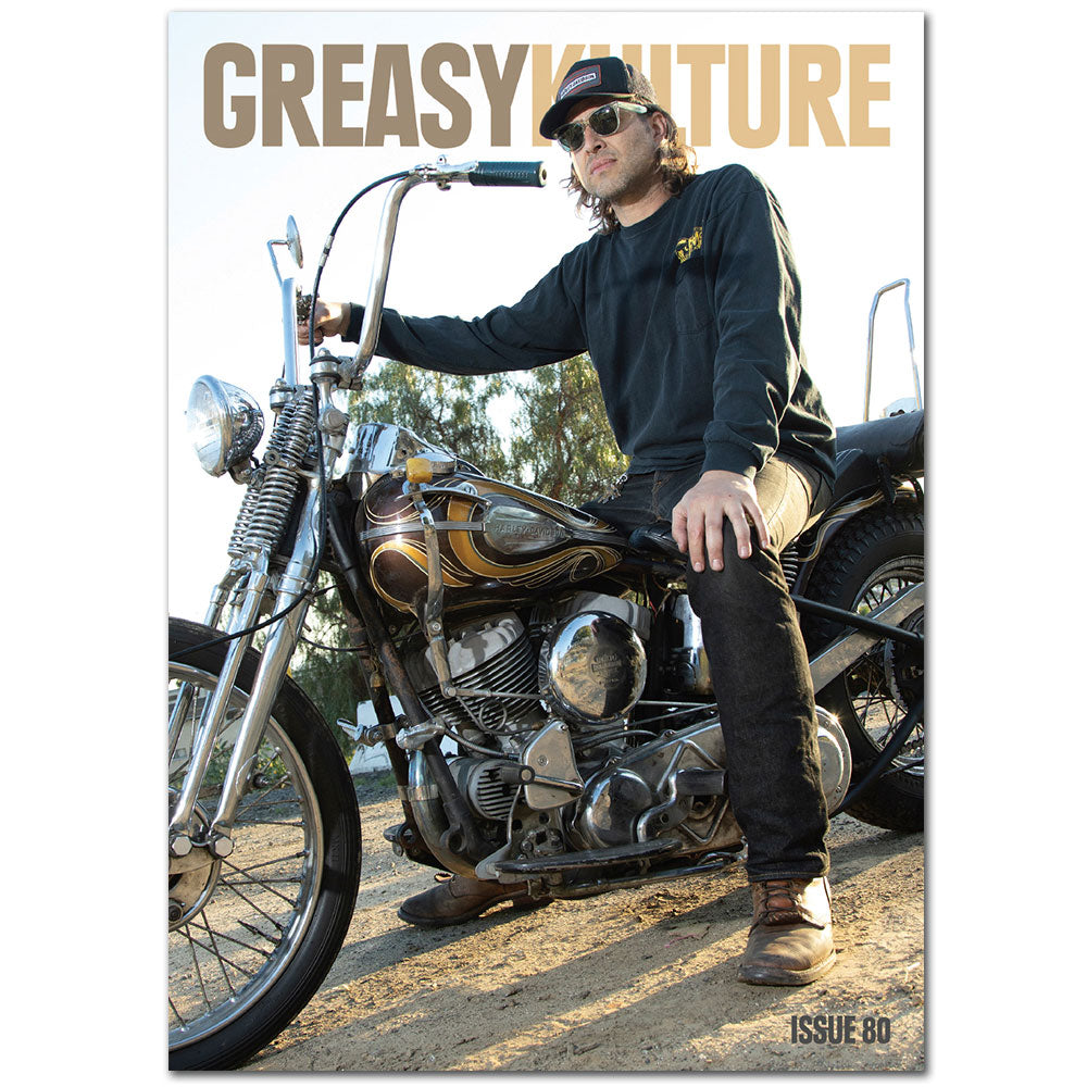 Greasy Kulture issue 80