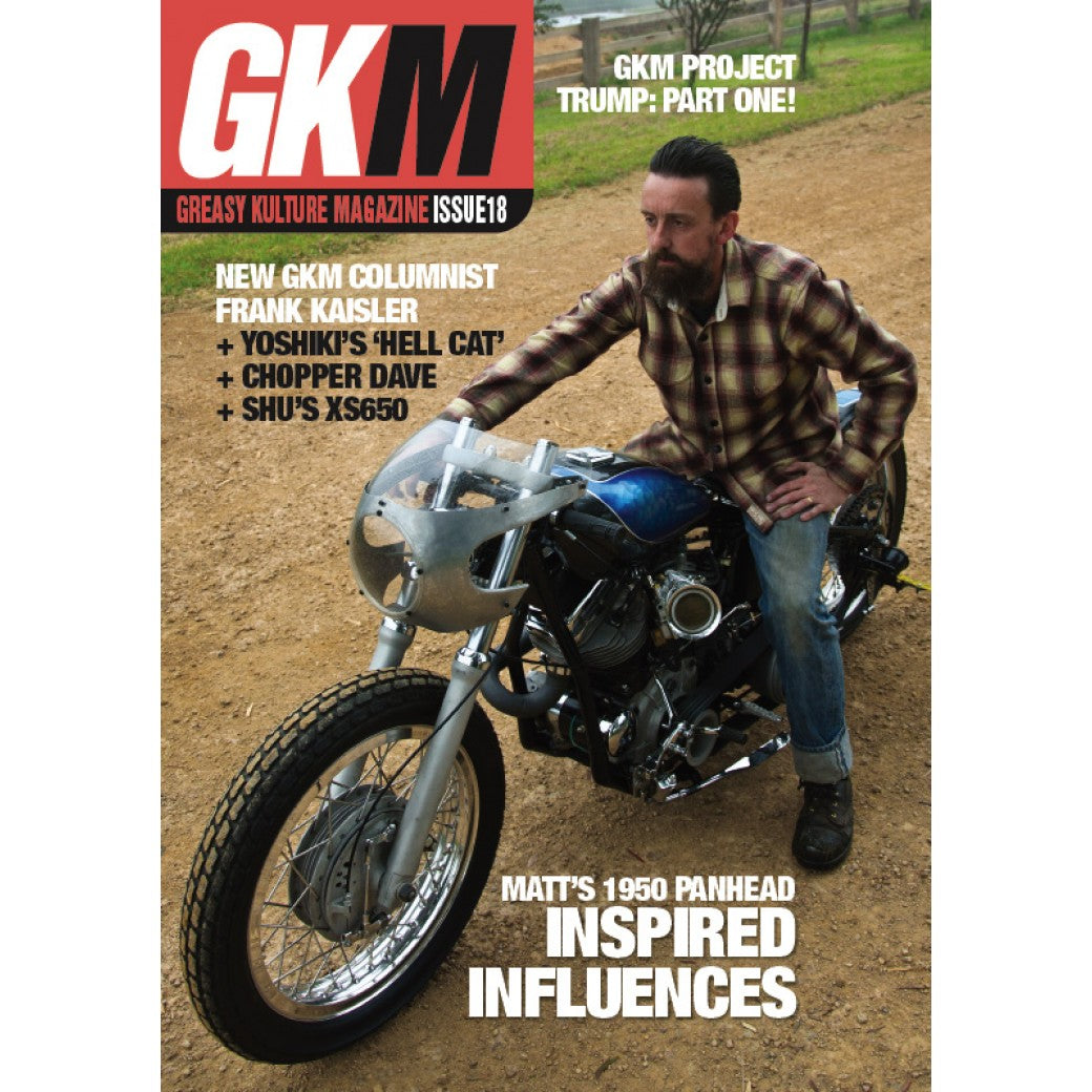 Greasy Kulture issue 18