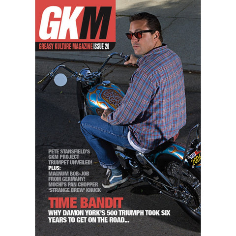Greasy Kulture issue 20