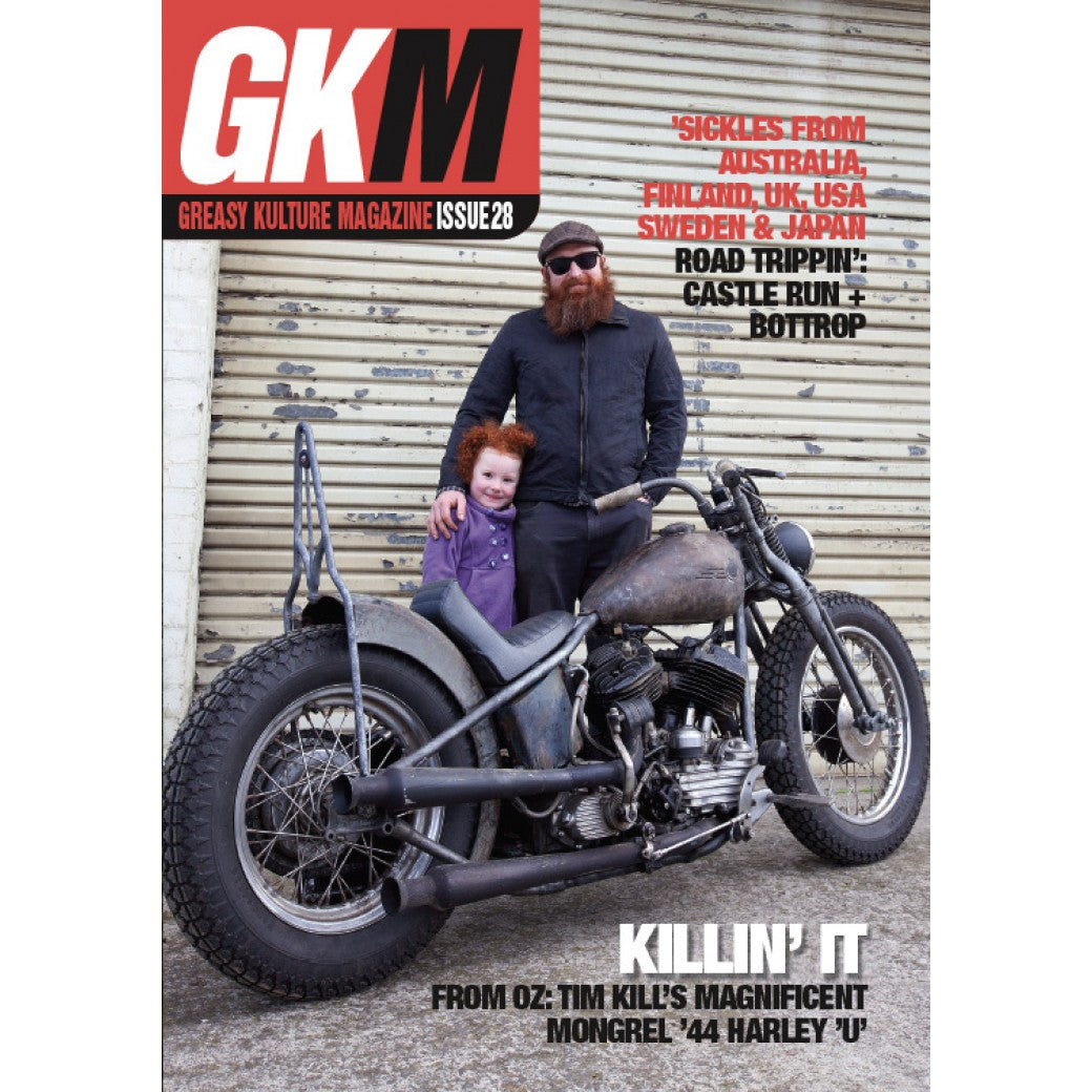 Greasy Kulture issue 28