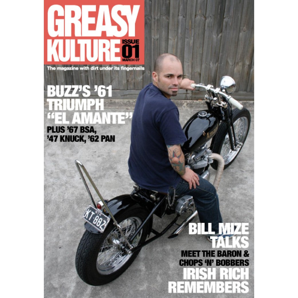 Greasy Kulture issue 1