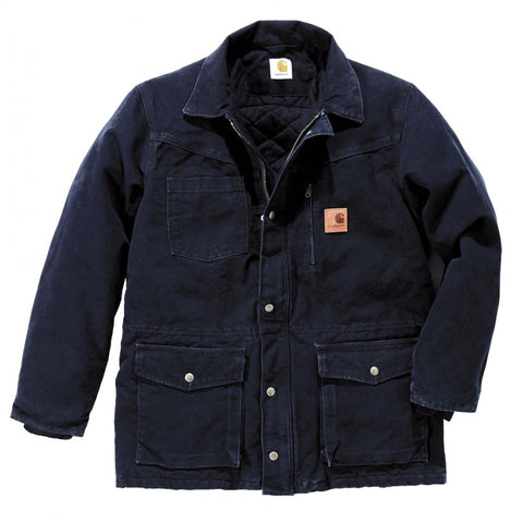 CARHARTT SANDSTONE BLACK CANYON COAT