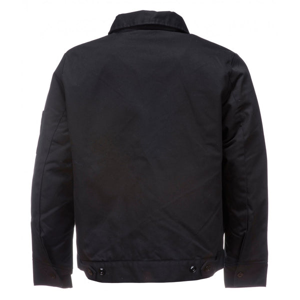 DICKIES LINED EISENHOWER BLACK JACKET