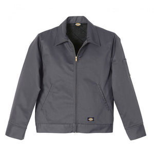 DICKIES LINED EISENHOWER CHARCOAL JACKET