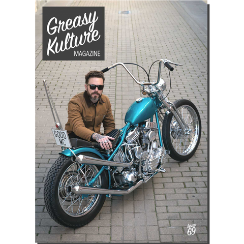 Greasy Kulture issue 69