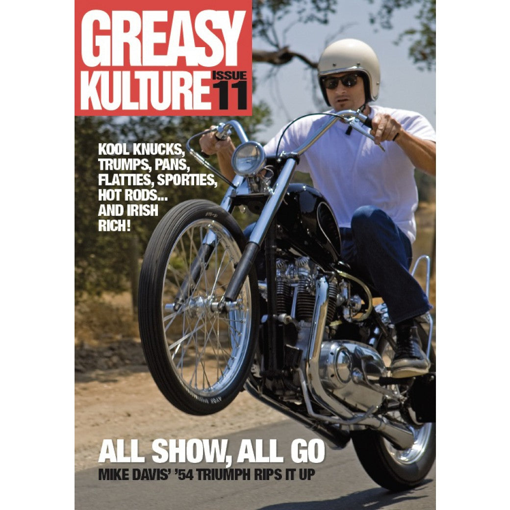 Greasy Kulture issue 11